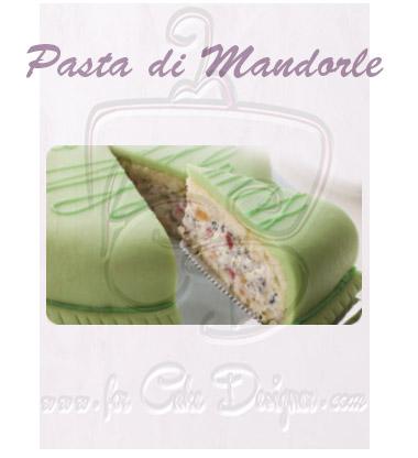 Laped pasta di mandorle verde 1 kg for Cucinare 1 kg di pasta