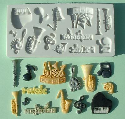 Cake Design Strumenti Musicali : Nuova Categoria For cake designer - Accessori per il cake ...